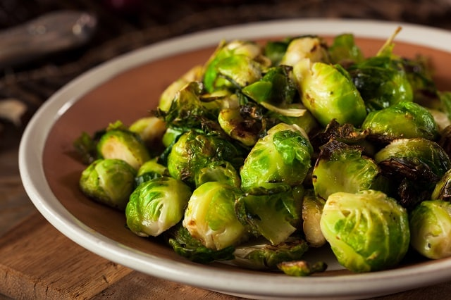 brussel sprouts French Bulldog